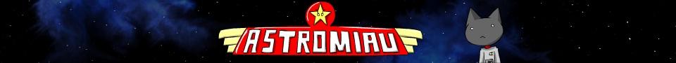 Astromiau - Web comic y animación flash